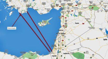 «Ανεπίσημες οι δηλώσεις του πρέσβη στην Τουρκία για την ΑΟΖ– Δεν συζητάμε καμία συμφωνία»