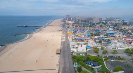 Ανοιχτές οι παραλίες στη Νέα Υόρκη για την Ημέρα της Ανεξαρτησίας