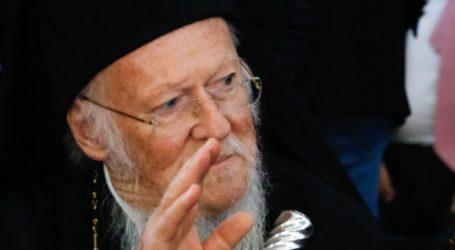Ηχηρή παρέμβαση Βαρθολομαίου για την Αγία Σοφία: «Είμαι λυπημένος και συγκλονισμένος»