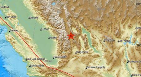 Σεισμός 5,8 Ρίχτερ στην Καλιφόρνια
