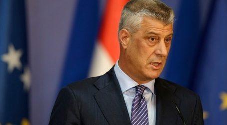 Για εγκλήματα πολέμου κατηγορείται ο πρόεδρος του Κοσόβου, Χασίμ Θάτσι