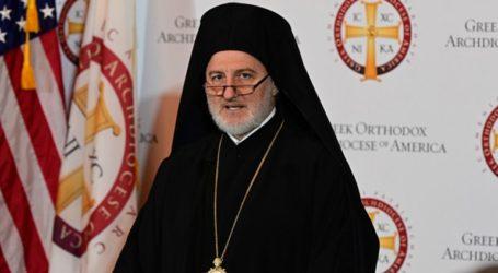 Πατριαρχείο: Με λαβίδα μιας χρήσης η Θεία Κοινωνία