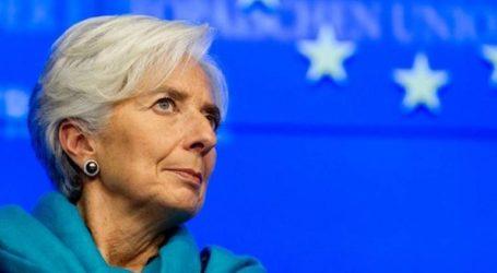 Τα χειρότερα της οικονομικής κρίσης έχουν πιθανόν περάσει, λέει η Κριστίν Λαγκάρντ
