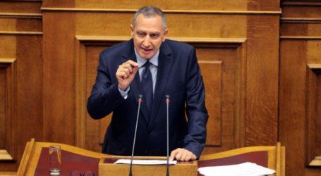 Αθωώθηκε ο πρώην υπουργός, βουλευτής της ΝΔ Γιάννης Μιχελάκης