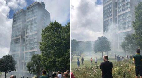Συναγερμός στο Λονδίνο από πυρκαγιά σε συγκρότημα πολυκατοικιών – Τουλάχιστον 18 τραυματίες