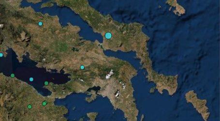 Σεισμός 3,1 στη Χαλκίδα – Έγινε αισθητός σε περιοχές της Αττικής