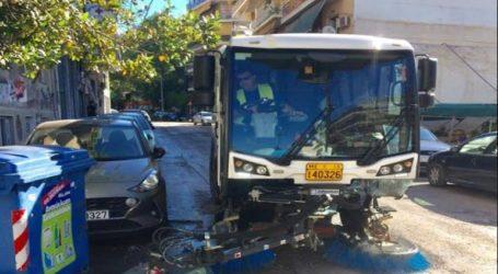 Στους Αμπελοκήπους η σημερινή Κυριακάτικη δράση καθαριότητας του Δήμου Αθηναίων