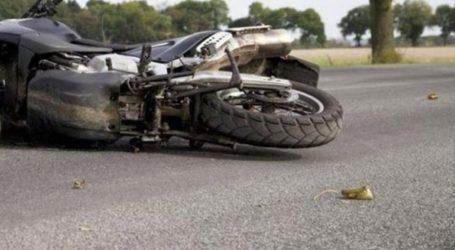 Νεκρός άνδρας 22 ετών σε τροχαίο με μηχανή