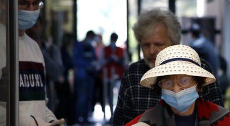 243 νέα κρούσματα κορωνοϊού και τέσσερις θάνατοι μέσα σε 24 ώρες