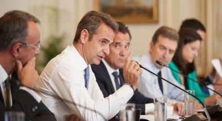 Συνεδριάζει την Τρίτη το υπουργικό συμβούλιο