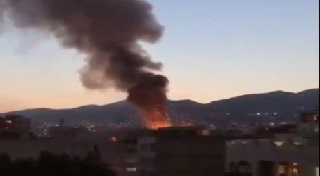 Έκρηξη σε κλινική κοντά στην Τεχεράνη