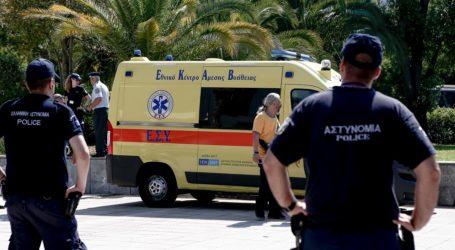 Βόλος: Πανικός από καραμπόλα στη Λεωφόρο Ειρήνης – Τραυματίστηκε ηλικιωμένος