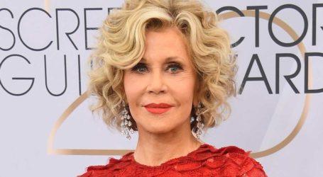 Η Jane Fonda έχει πολλά να πει για τον ρατσισμό με αφορμή τη δολοφονία του George Floyd