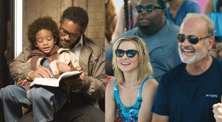 Πέντε ταινίες που μπορείτε να δείτε στο Netflix με αφορμή την Ημέρα του Πατέρα