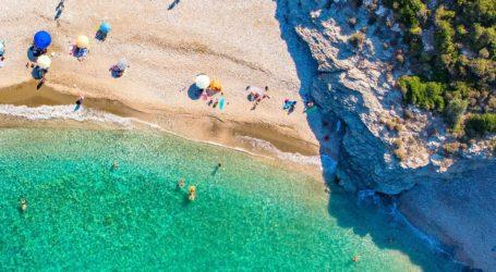 Καιρός για… παραλία: Υψηλές θερμοκρασίες σε Βόλο και Πήλιο
