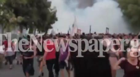 Μαρτυρία για τα επεισόδια της ΑΓΕΤ: Ρίξαμε μπογιές και καμία πέτρα κι εκείνοι έριξαν δακρυγόνα