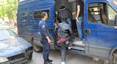 Μαγνησία: Τρεις αλλοδαποί συνελήφθησαν και θα απελαθούν