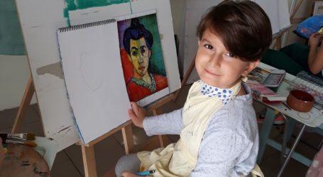 Βολιώτης 7 ετών διακρίθηκε από το Μουσείο Κυκλαδίτικης Τέχνης