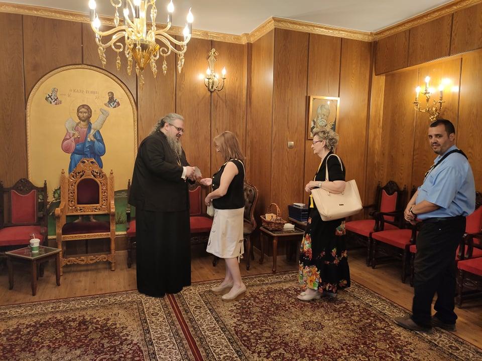 Τις ευχές των πιστών δέχθηκε ο Ιερώνυμος - «Η Λάρισα με έχει ''σκλαβώσει'', είναι ο τόπος μου πλέον...» (φωτο)