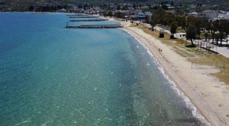 Καθαρά τα νερά του Παγασητικού για κολύμβηση – 94 δειγματοληψίες