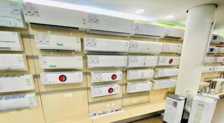 Electronet Β.Κ. Καζάνα: H εβδομάδα κλιματισμού συνεχίζεται – Προσφορές και δωρεάν τοποθέτηση στα κλιματιστικά