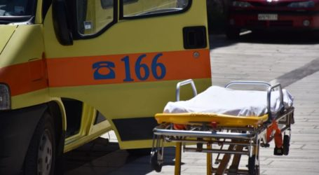 Βόλος: Νεκρή η 64χρονη που έπεσε από το μπαλκόνι της