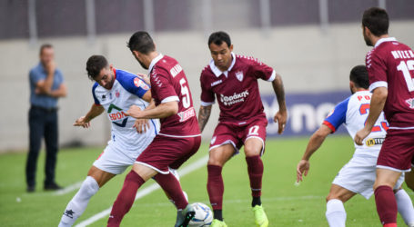 Λάρισα-Βόλος 3-1: Ματσάρα με 4 γκολ και 3 αποβολές!