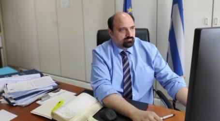 Χρ. Τριαντόπουλος: Η απαλλαγή από το τέλος επιτηδεύματος για το 2019 δίνει ανάσα στους αγρότες