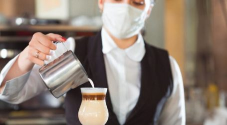 Λάρισα: Πρόστιμα σε δύο εστιατόρια για μη χρήση μάσκας από το προσωπικό