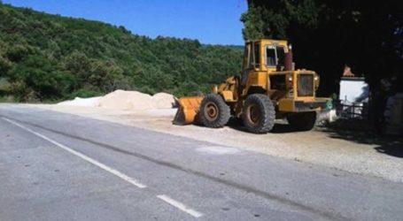 750.000 ευρώ από την Περιφέρεια για τη βελτίωση του δρόμου Βένετο – Κουλούρι