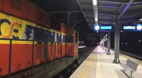 Με περισσότερη από μία ώρα καθυστέρηση «έφυγε» το τρένο από Νέους Πόρους για Λάρισα
