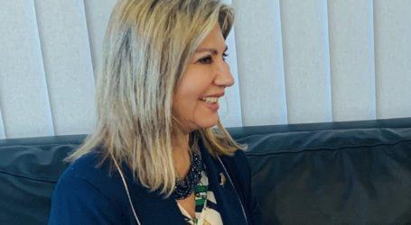 Ζέττα Μακρή: Θετική αξιολόγηση και εξέλιξη για έργα στον  Δήμο Αλμυρού και Ρήγα Φεραίου από το Υπ. Εσωτερικών