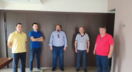 Με τον Γ.Γ. του Υπουργείου Οικονομικών συναντήθηκαν οι φοροτεχνικοί της Μαγνησίας