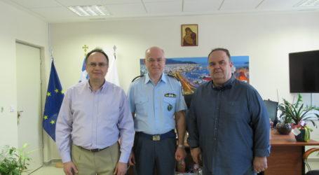 Ηλεκτρονικό εξοπλισμό δώρισε στην Διεύθυνση Αστυνομίας το Επιμελητήριο Μαγνησίας [εικόνες]