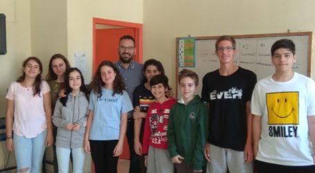 Πανελλήνιες διακρίσεις για τη Σχολή Καραβάνα – Απέσπασε 4 βραβεία στο διαγωνισμό «European Money Quiz»