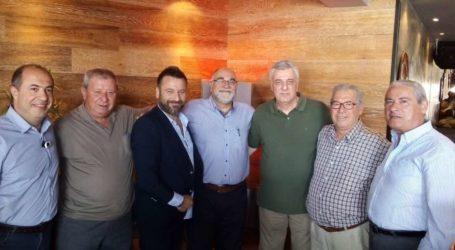 Στον Τύρναβο ο Π. Μαρκάκης με κλιμάκιο της «Ελληνικής Λύσης»