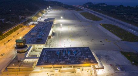 Οι πρώτες πτήσεις στο αεροδρόμιο της Σκιάθου φτάνουν αύριο
