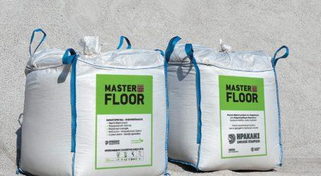 Master Floor: Η σύγχρονη «πράσινη» λύση του Ομίλου ΗΡΑΚΛΗΣ για ελαφροσκυρόδεμα πληρώσεων