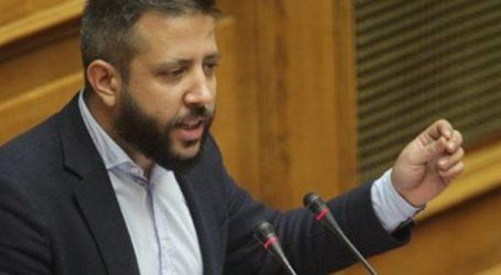 Ο Αλ. Μεϊκόπουλος καλεί Χρυσοχοΐδη & Χατζηδάκη να απαντήσουν για την αστυνομική βία στον Βόλο
