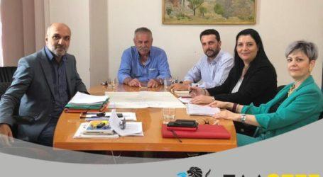 Συνεχίζονται οι επεκτάσεις δικτύου διανομής στο Δήμο Αλμυρού