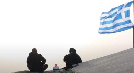 Διανυκτερεύοντας ένα βράδυ στην κορυφή του Κισσάβου – Δείτε το βίντεο που έφτιαξαν δύο Λαρισαίοι