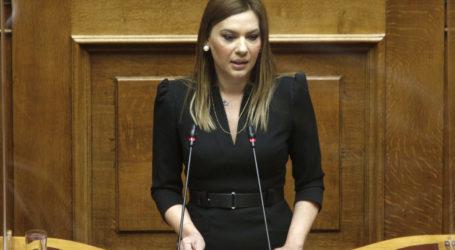 Στέλλα Μπίζιου: Στηρίζουμε τα ελληνικά προϊόντα στην πράξη
