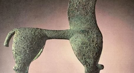 Άνοιξε ο δρόμος για την επιστροφή από τις ΗΠΑ στην Ελλάδα χάλκινου ειδωλίου του 8ου π.Χ. αιώνα
