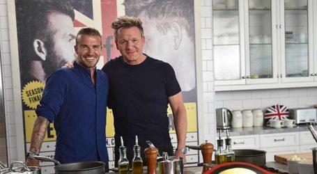 Ο David Beckham συζητά με Netflix και BBC για την παρουσίαση εκπομπής μαγειρικής!