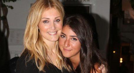 Η Νατάσσα Θεοδωρίδου διαψεύδει την είδηση για το φημολογούμενο πάρτι της κόρη της