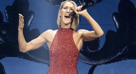 H Celine Dion αναβάλλει την παγκόσμια περιοδεία της
