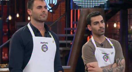 Ο Δημήτρης Μπέλλος και ο Γιώργος Λασκαρίδης αποχώρησαν από το MasterChef