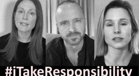 #ITakeResponsibility: Πλήθος celebrities συμμετέχουν στη νέα καμπάνια κατά του ρατσισμού