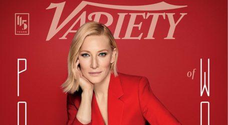 Cate Blanchett: «Η πανδημία θα έπρεπε να μας διδάξει ότι τα προβλήματα της ζωής δεν γνωρίζουν σύνορα»