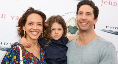David Schwimmer: Η 9χρονη κόρη του ξύρισε τα μαλλιά της